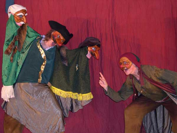 Eulenspiegel<br />     						  		                  theater en miniature, Kassel