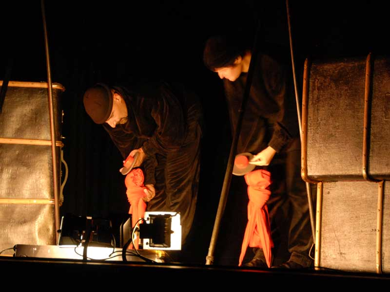 Merák and best of Puppetdreams<br />     						  		                  Two Hands Theatre, Bulgarien