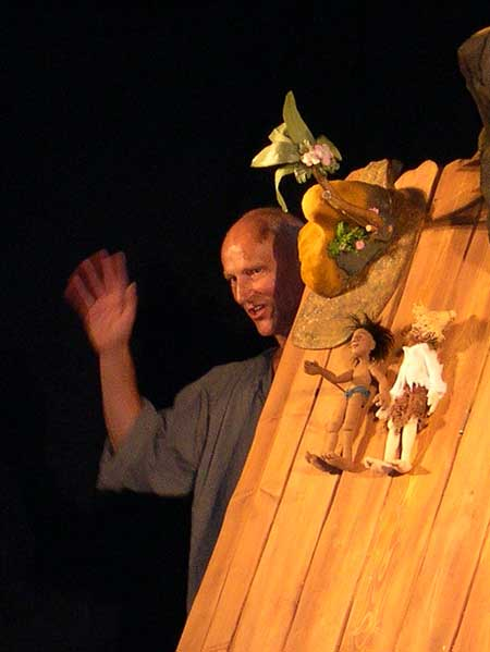 Robinson Crusoe<br />     						  		                  Theater Pappmobil, Herne