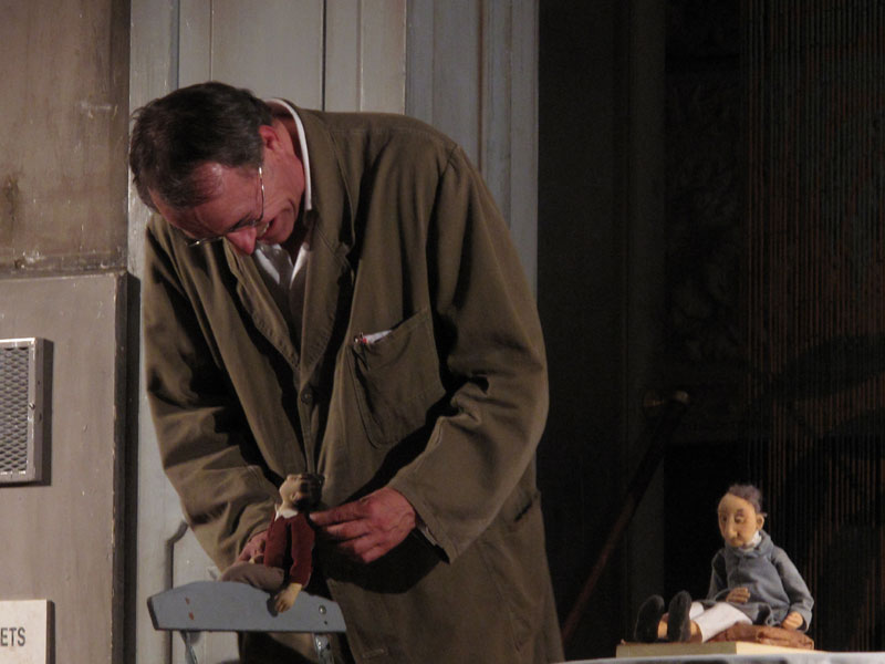 Monsieur Ibrahim und die Blumen des Koran<br />     						  		                  Theater Laboratorium, Oldenburg